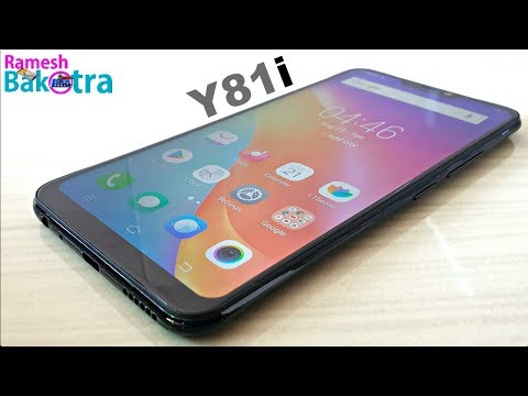 Vivo Y81i Unboxing and Full Review
