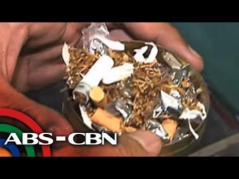 TV Patrol: Drug den na ni-raid sa Las Pinas, nasa tapat lang ng barangay hall