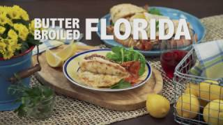 Butter Broiled Florida Spiny Lobster Tails