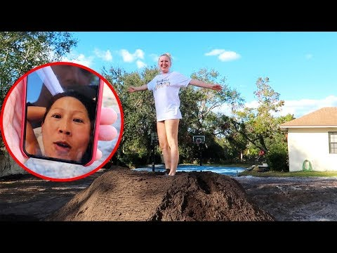 Destroyed My Mother In Law's Garden! (Hilarious Reaction)