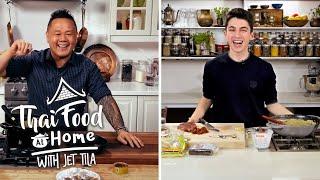 Thai Food at Home with Jet Tila: Episode 1, Part 1 (Eitan Bernath)