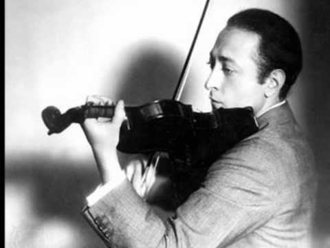 Beethoven - Violin Concerto in D major - II. Larghetto (Heifetz / BSO)