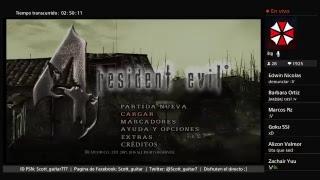 [PS4] Resident evil 4 Speedrun NG Profesional