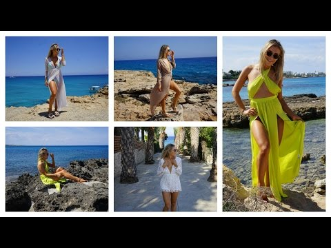 Summer Lookbook In Cyprus; Missguided Try On; ASOS Try On; Boohoo & More | EmTalks