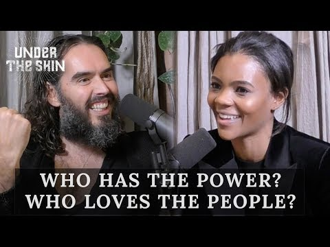 Russell Brand & Candace Owens: Left VS Right - Who Has The Power?
