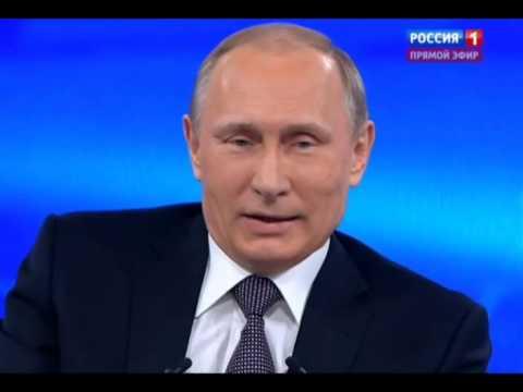 Путин военному в