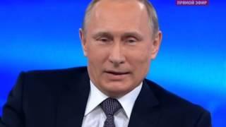"""Путин военному в отставке: """"Борис, разреши жене купить собаку!"""""""