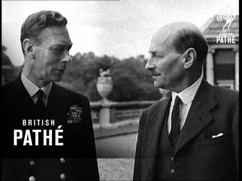 The King Receives Mr. Attlee (1945)