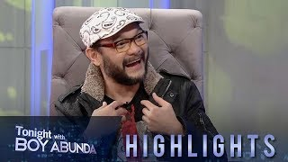 """TWBA: Wency reveals that the song """"Hanggang"""" was first offered to April Boy"""