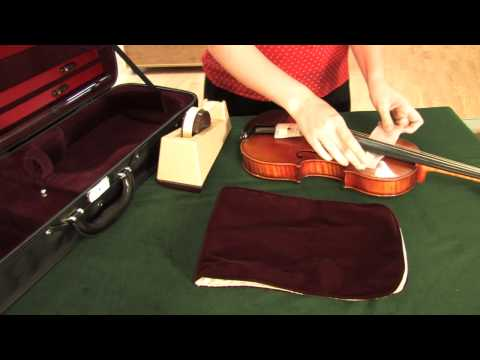 Returning your At-Home Trial - Shar Violin Shop