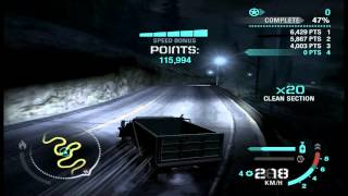 -- NFS CarboN -- DRiFT -- DumP TrucK -- Lookout Point --