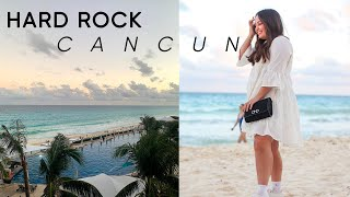 hard rock cancun january 2021 vlog | ELA BOBAK