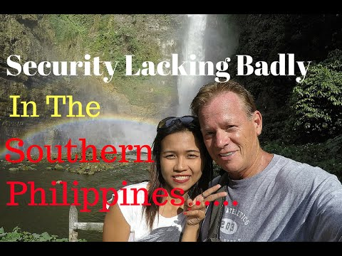Philippine Security Lacking Badly in the Southern Philippines ... RE-POST
