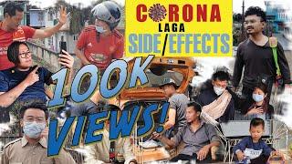 Corona laga side effects | Quarantine Situation | Comedy | Shot on Samsung Galaxy A51