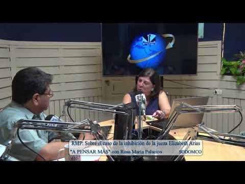 RMP: Sobre el caso de la inhibición de la jueza Elizabeth Arias