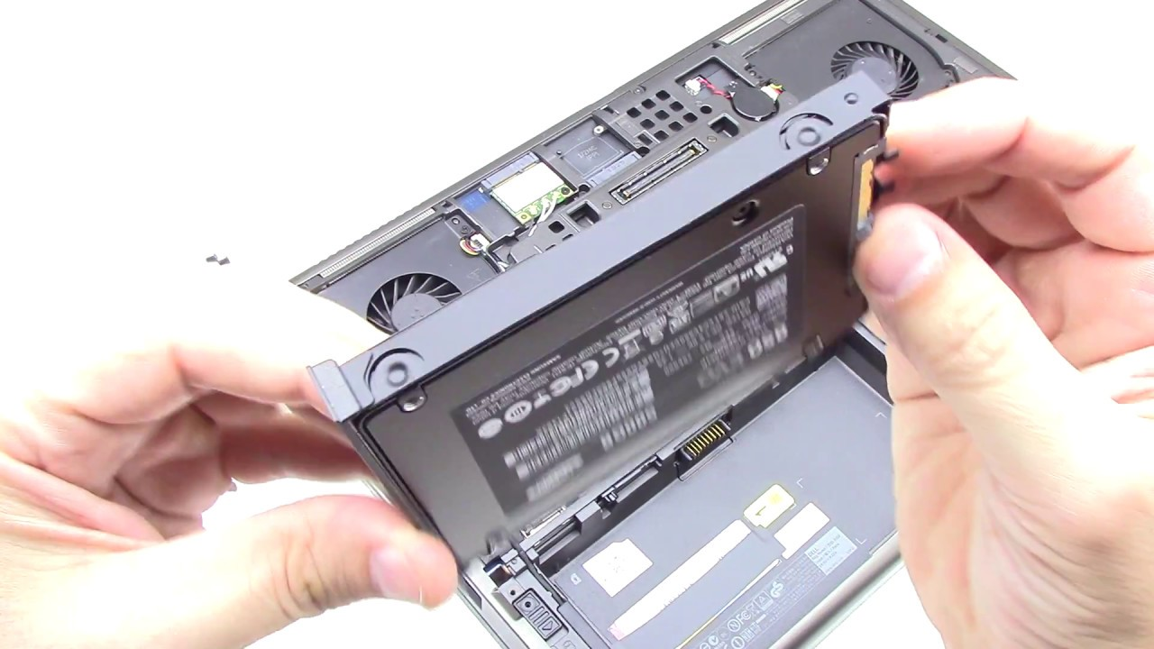 Install Samsung Evo 850 Ssd On Dell Precision M4700 Youtube 750 Sata3 500gb 25ampquot