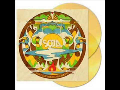 SOJA ft. Damian Marley - Your Song (NEW SONG SEPTEMBER 2015)