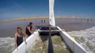 Sortie Catamaran Nacra 570