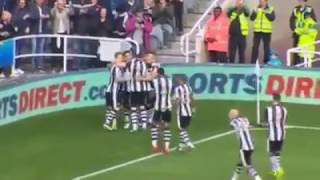 The Best Team Goal Ever? Newcastle Utd Score Using All 11 Players!
