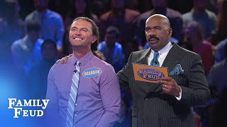 The Davisons play Fast Money! | Family Feud