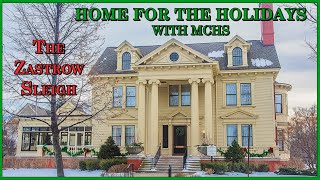 video thumbnail: Home for the Holidays: The Zastrow Sleigh