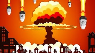 If a NUCLEAR BOMB is dropped on your city, here's what you should do 😱