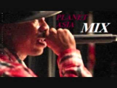 UndergroundHipHop com Planet Asia mix