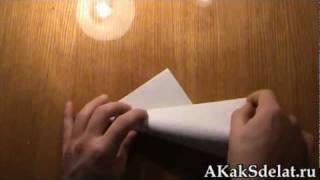 як зробити ніс з картону для сніговика
