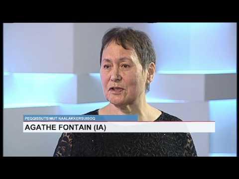 Live med Agathe Fontain 04 01 2017