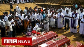 Sri Lanka attacks: Islamic State group claims responsibility - BBC News