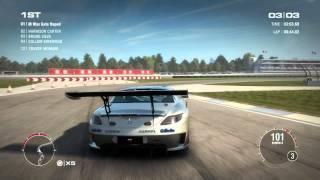 GRID 2 PC Gameplay [HD] - Mercedes-Benz SLS AMG GT3 on Auto Express Race Series, WSR Season 5