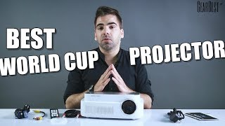 [ENDED]GIVEAWAY!! Video Projector Excelvan Q7 World Cup Edition - GearBest