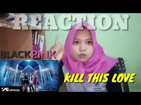 "blackpink---reaction-""kill-this-love"""