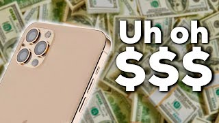 2020 iPhones are gonna be more Expensive...