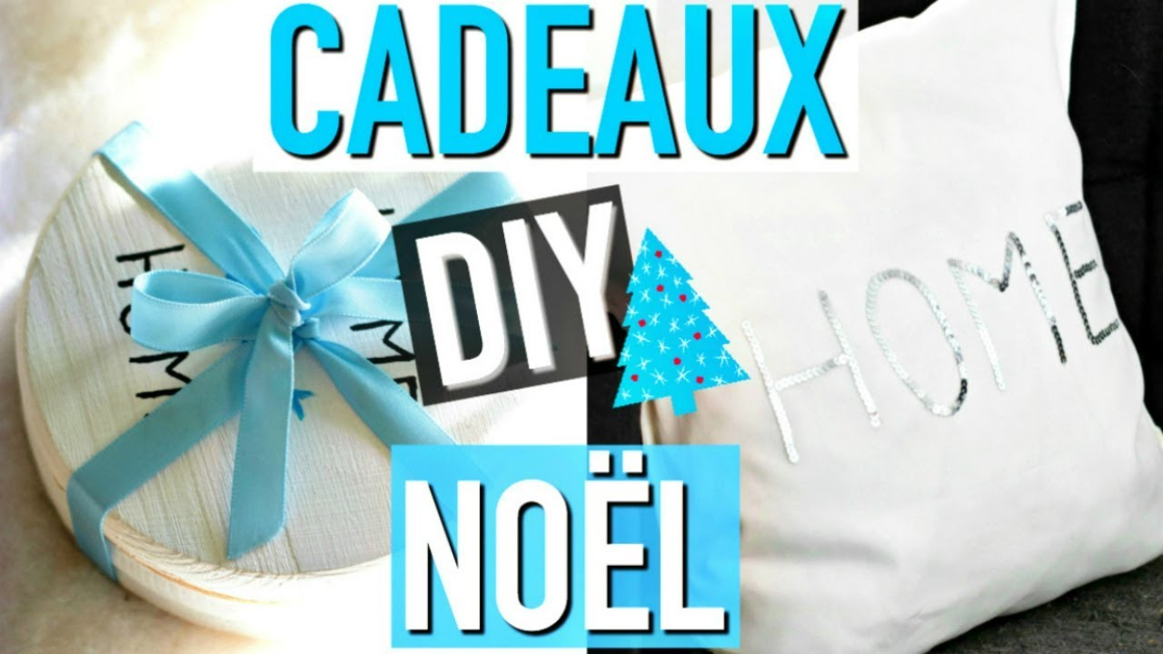diy cadeaux de no l faire soi m me facile rapide fran ais youtube. Black Bedroom Furniture Sets. Home Design Ideas