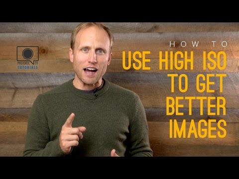 Camera General Tipa: How to Adjust Your ISO for Better Quality Pictures