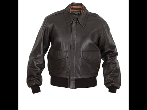 Мужские куртки из кожи и текстиля.mp4