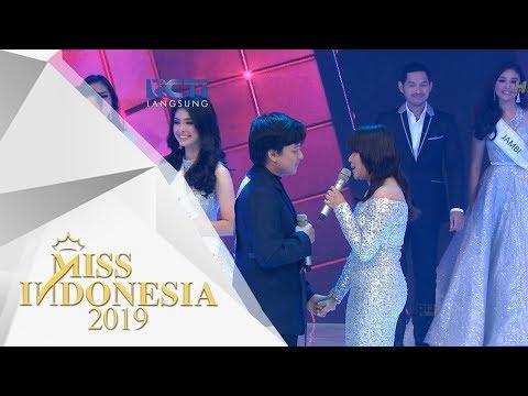 "Arsy Widianto & Brisia Jodie ""Dengan Caraku"" | Miss Indonesia 2019"