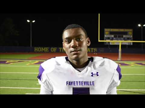 Prep Football - Fayetteville High School vs. Blue Springs