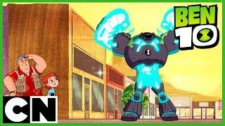 Ben 10 | Who is Shock Rock? | Cartoon Network