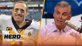 Colin Cowherd makes his picks for NFL Wild Card Weekend | NFL | THE HERD