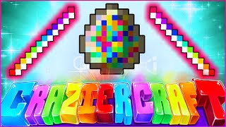 "Minecraft CRAZIER CRAFT SMP - ""ONE OF THE MOST SACRED ITEMS"" - Episode 34"