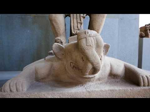 Danang's Museum of Cham Sculpture