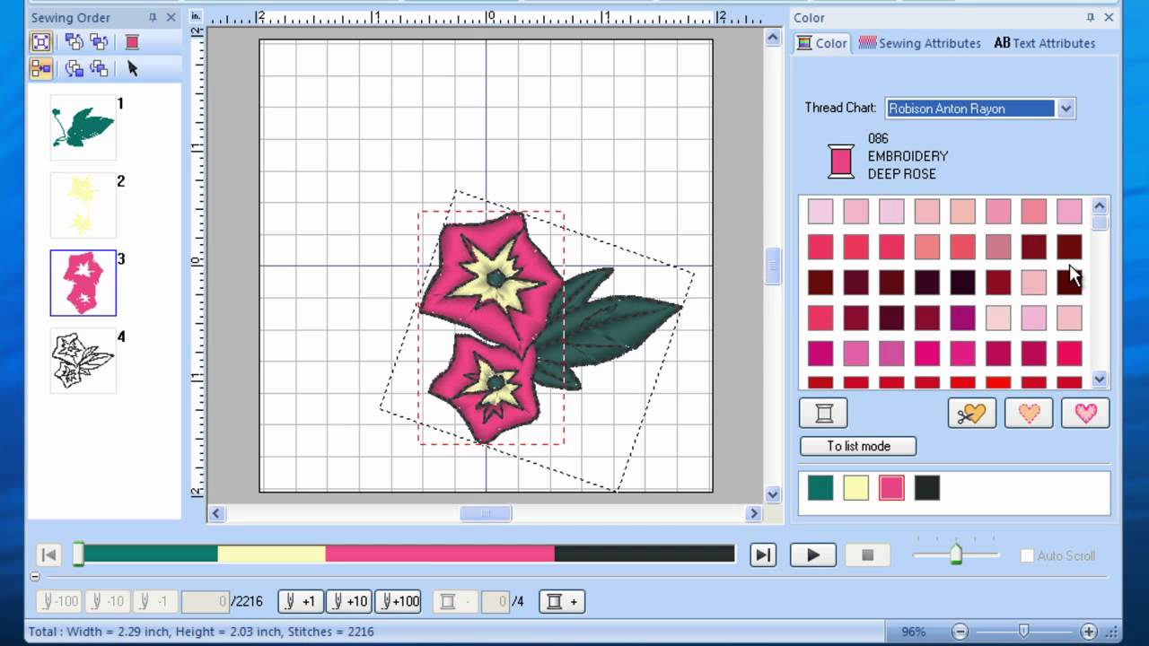 Brother Ped Basic Software For Downloading Embroidery Designs Youtube