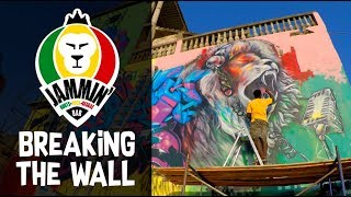 Breaking the wall - Jammin bar
