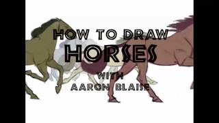 How To Draw Horses Coming Soon