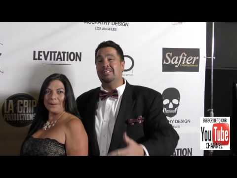 Lou Pizarro talks about his movie Better Criminal at the World Premiere Of Better Criminal at the TC