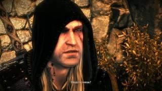 Witcher 2 Финал за Йорвета со спасением Сасскии