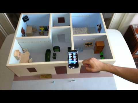 Progetto tecnologia doovi - Progetto casa domotica ...
