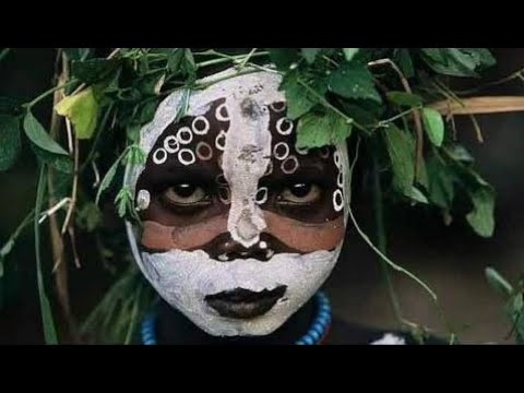 The life of African tribes - history documentary 2018